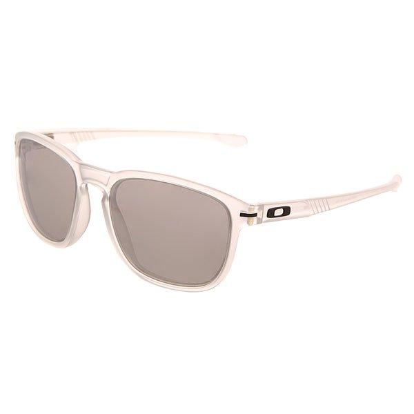 Очки Oakley Enduro Matte Clear/Chrome Iridium