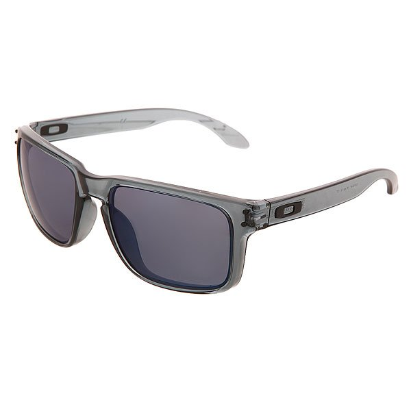 Очки Oakley Holbrook Crystal Black W/Ice Iridium