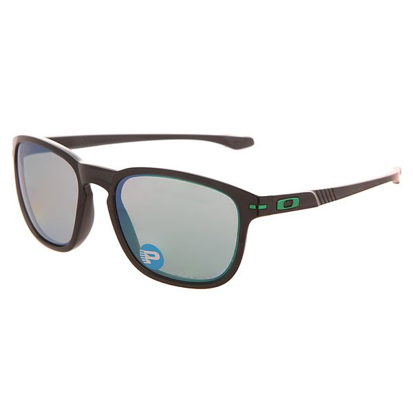 Очки Oakley Enduro Black Ink/Jade Iridium Polarized