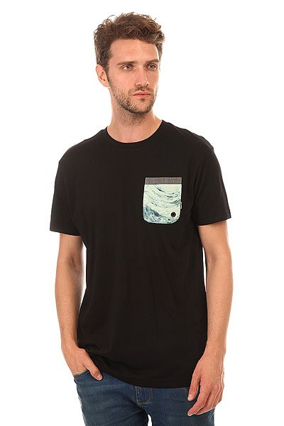 Футболка Billabong Transmit Crew Black