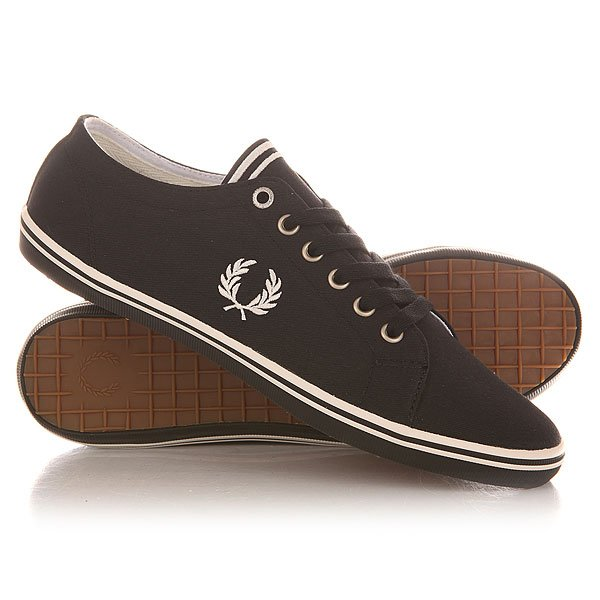 ���� ��������� ������ Fred Perry Kingston Twill True Black