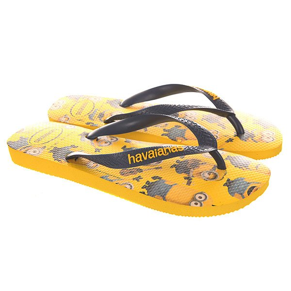 Вьетнамки Havaianas Minions Yellow