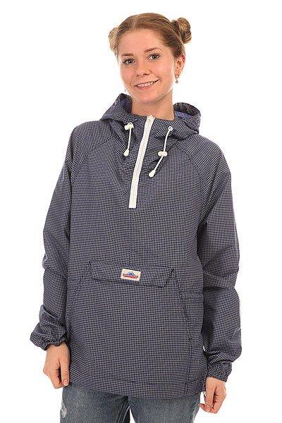 Анорак женский Penfield Pac Jac Ripstop Jacket Blue