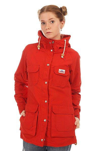 Куртка женская Penfield Vassan Jacket Orange