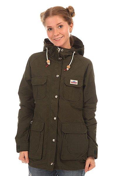 Куртка женская Penfield Vassan Jacket Olive
