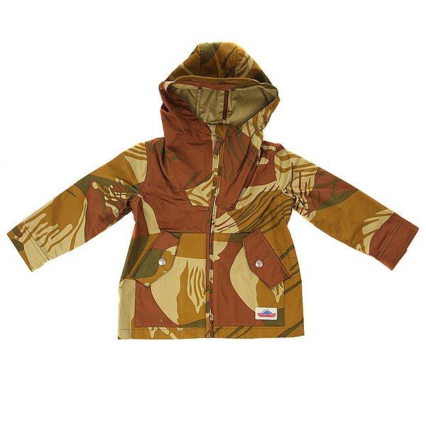 Куртка детская Penfield Gibson Camo Jacket Olive