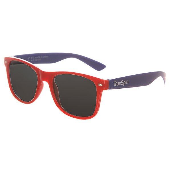 Очки TrueSpin Classic Red/Blue