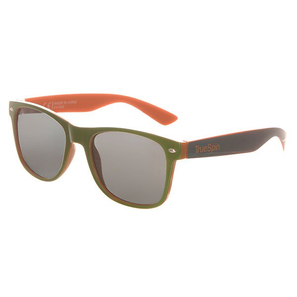 Очки TrueSpin Hongkong Green/Brown/Blue/Orange