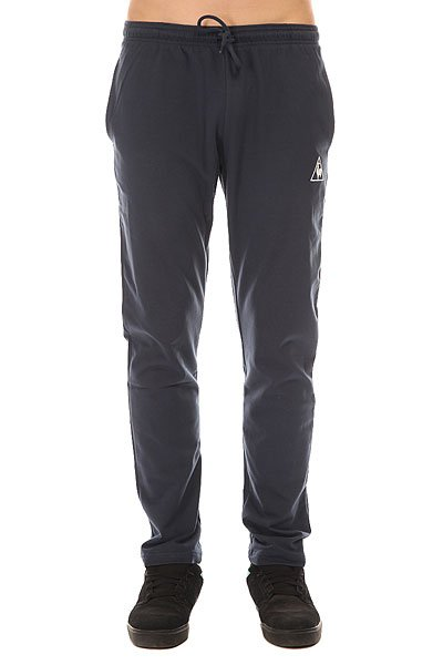 Штаны спортивные Le Coq Sportif Pant Bar Straight Unbr Dress Blues