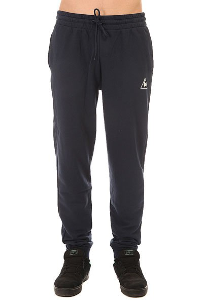 Штаны спортивные Le Coq Sportif Pant Bar Regular Unbr Dress Blues