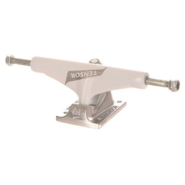 Подвеска для скейтборда Tensor Alum Reg Flick White/Raw 5.5 (21 см)