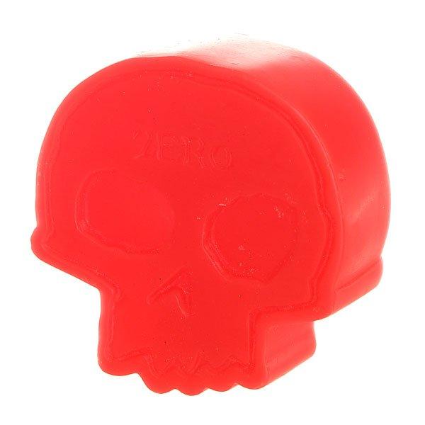 Парафин Zero Skull Wax RedПарафин от Zero отлично держитс на скейте и обеспечивает качественное скольжение.Технические характеристики: Гладкое скольжение.100% биоразлагаемый углеводородный воск.<br><br>Цвет: красный<br>Тип: Парафин<br>Возраст: Взрослый<br>Пол: Мужской