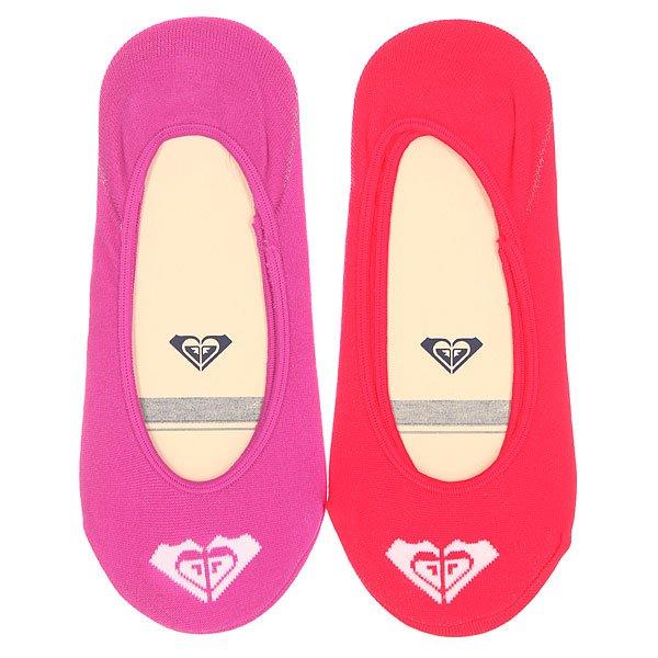 Носки низкие женские Roxy Microf. Basic Logo Invisible Multi