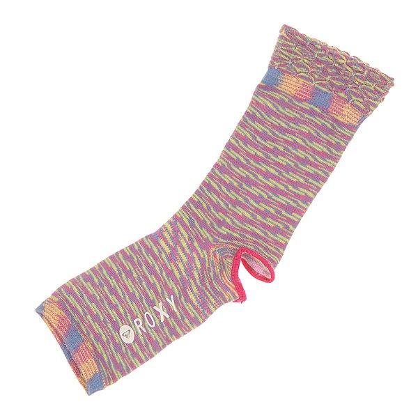 Носки средние женские Roxy Yoga Sock Bright Orchid