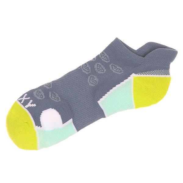 Носки низкие женские Roxy Ns Chambray<br><br>Цвет: желтый,голубой,синий<br>Тип: Носки низкие<br>Возраст: Взрослый<br>Пол: Женский