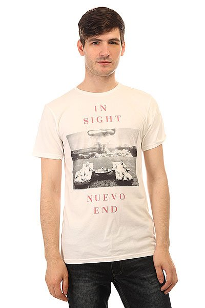 Футболка Insight Neuvo End Tee Dusted