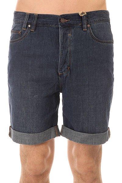 Шорты джинсовые Insight Dead End Indigo Rinse<br><br>Цвет: синий<br>Тип: Шорты джинсовые<br>Возраст: Взрослый<br>Пол: Мужской