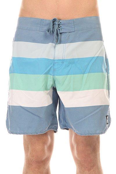 Шорты пляжные Insight Retro Stud Mid Galaxy Blue<br><br>Цвет: мультиколор<br>Тип: Шорты пляжные<br>Возраст: Взрослый<br>Пол: Мужской