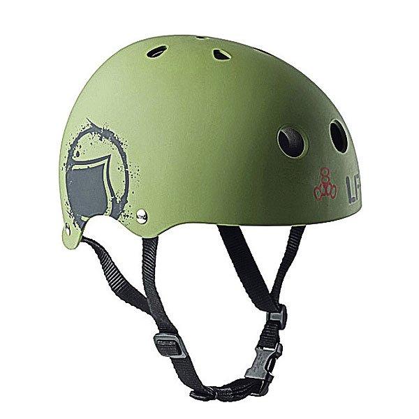 Водный шлем Liquid Force Core An Green