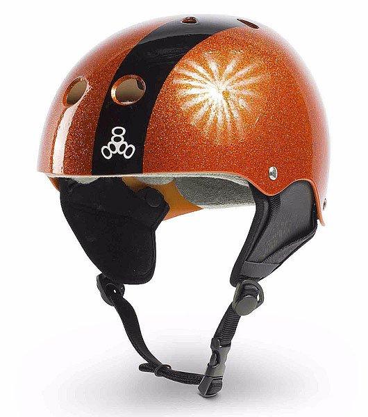 Водный шлем Liquid Force Helmet Flash Comp Orange
