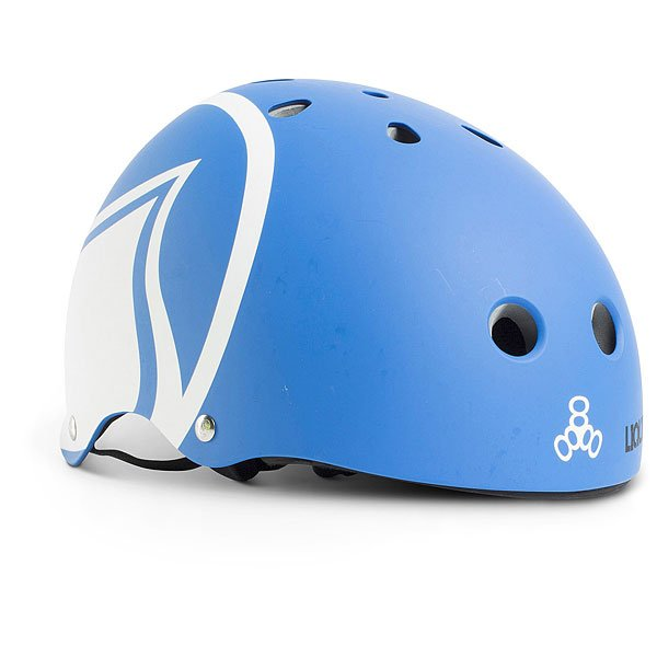 Водный шлем Liquid Force Helmet Hero Blue/White