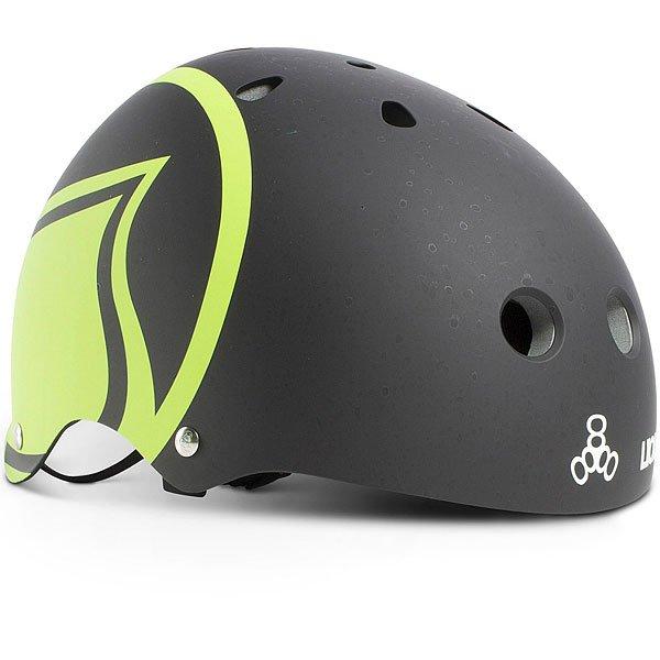 Водный шлем Liquid Force Helmet Hero Black/Green