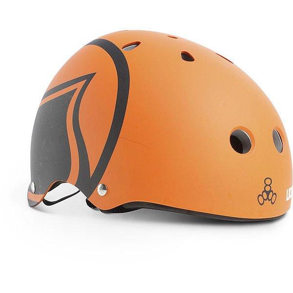 Водный шлем Liquid Force Helmet Hero Orange/Black