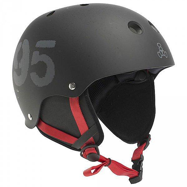 Водный шлем Liquid Force Helmet Recon Black