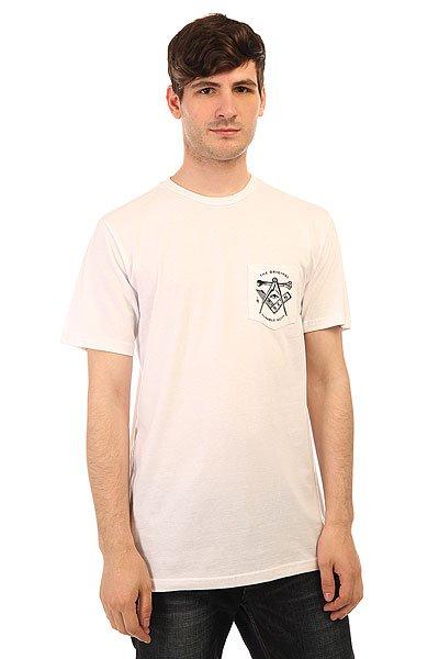 Футболка Burton Mb Og Slim Stout White<br><br>Цвет: белый<br>Тип: Футболка<br>Возраст: Взрослый<br>Пол: Мужской