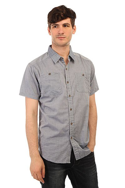 Рубашка Burton Mb Glade Light Chambray