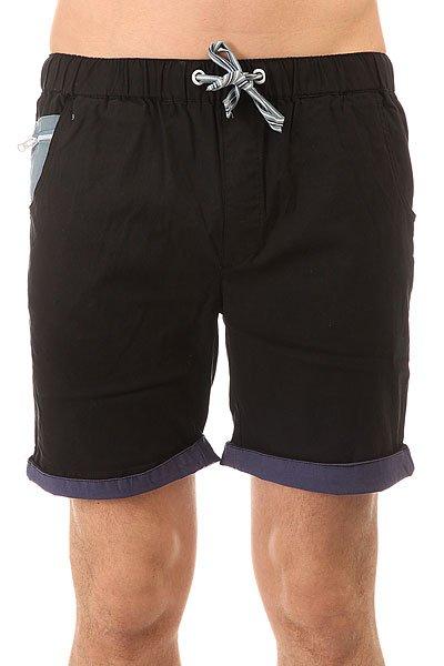 Шорты классические Colour Wear Great Shorts Black пуховик женский colour wear cub jacket black