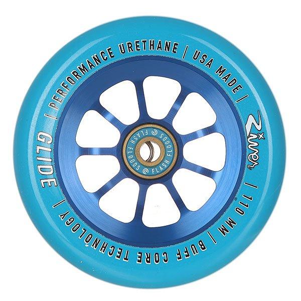 Колесо для самоката River Glide 110mm Blue On BlueХарактеристики:Материал: анодированный алюминий. Диаметр: 110 мм. Вес: 212 г. Идеально подходят для паркового катания. Сделано в США Andrew Broussard (PROTO).<br><br>Цвет: голубой<br>Тип: Колесо для самоката<br>Возраст: Взрослый<br>Пол: Мужской