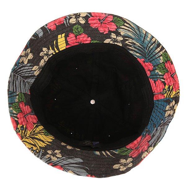 Панама Globe Boundary Bucket Hat Vintage Black от Proskater