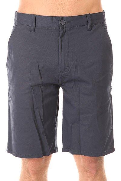 Шорты классические Etnies E2 Chino Short Dark Navy шорты reebok шорты f chino short conavy