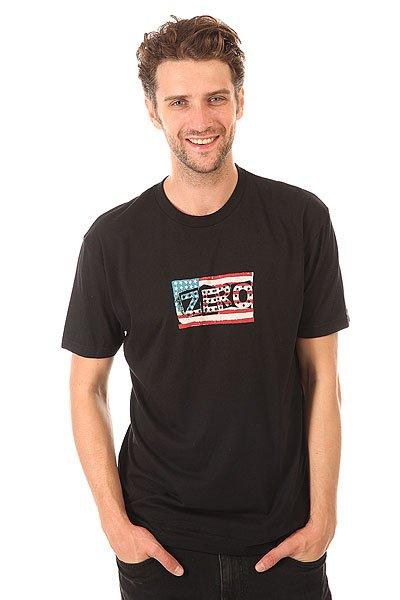 Футболка Zero American Punk Premium Black<br><br>Цвет: черный<br>Тип: Футболка<br>Возраст: Взрослый<br>Пол: Мужской