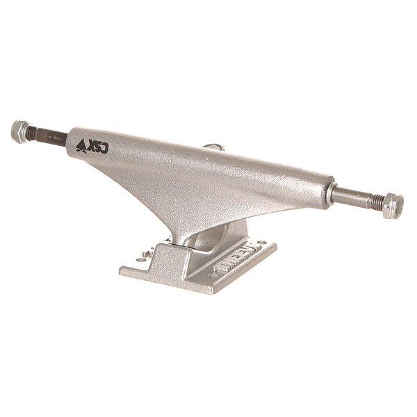 Подвеска для скейтборда 1шт. Theeve Csx Raw 5.25 (20.3 см)Ширина подвесок: 5.25 (20.3 см)    Высота подвесок: 55 мм    Цена указана за 1 шт<br><br>Цвет: серый<br>Тип: Подвеска для скейтборда<br>Возраст: Взрослый<br>Пол: Мужской