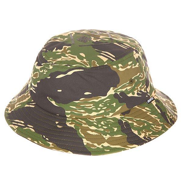 Панама Undefeated Regiment Bucket Hat Tiger Camo толстовка свитшот undefeated regiment crew camo
