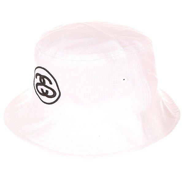 Панама Stussy link Bucket Hat WhiteКлассическая панама – неизменный летний аксессуар для защиты от солнца.Характеристики:Вышитый логотип. Широкие поля.Классический крой. Отверстия для вентиляции.<br><br>Цвет: белый<br>Тип: Панама<br>Возраст: Взрослый<br>Пол: Мужской