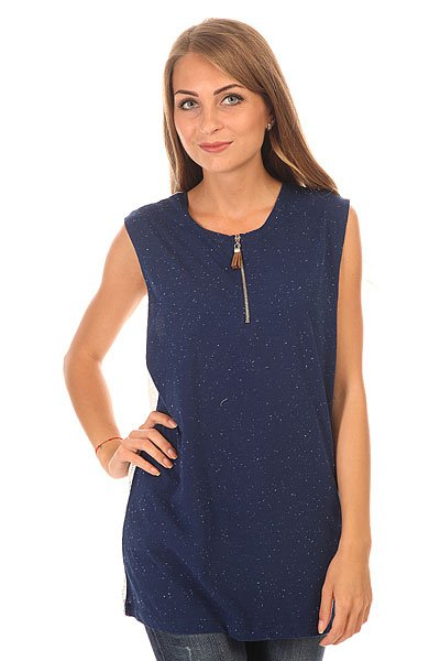 Топ женский Picture Organic Joplin Top Shirt Dark Blue scott joplin ноты в спб