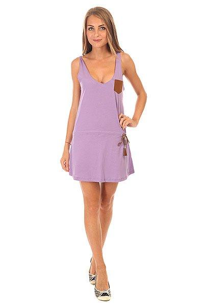Платье женское Picture Organic Victoria Purple<br><br>Цвет: фиолетовый<br>Тип: Платье<br>Возраст: Взрослый<br>Пол: Женский