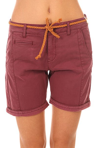 ����� ������������ ������� Picture Organic Thany Chino Short Aubergine