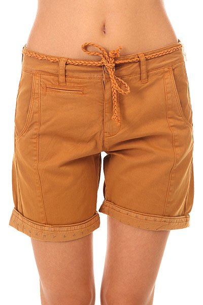 ����� ������������ ������� Picture Organic Thany Chino Short Brown