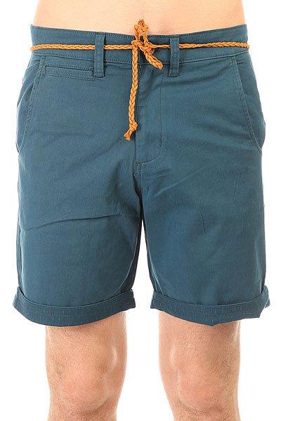 Шорты классические Picture Organic Coop Chino Short Dark Blue<br><br>Цвет: синий<br>Тип: Шорты классические<br>Возраст: Взрослый<br>Пол: Мужской