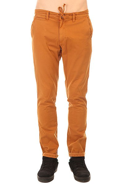 Штаны прямые Picture Organic Nopper Chino Pant Brown штаны прямые billabong new order chino khaki