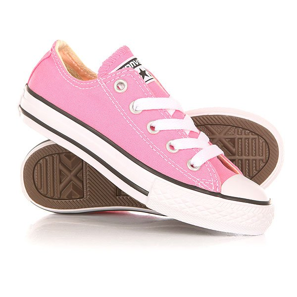 ���� ��������� ������ ������� Converse Chuck Taylor All Star Pink