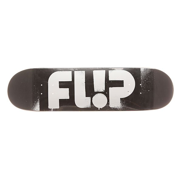 Дека для скейтборда для скейтборда Flip S6 Team Odyssey Stencil Black 32.31 x 8.25 (21 см) дека для скейтборда для скейтборда union team blue 31 5 x 7 6 19 3 см