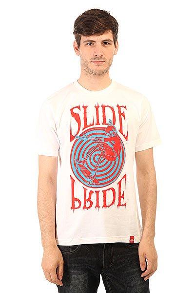 Футболка Dickies Kinsey T-Shirt White<br><br>Цвет: белый<br>Тип: Футболка<br>Возраст: Взрослый<br>Пол: Мужской