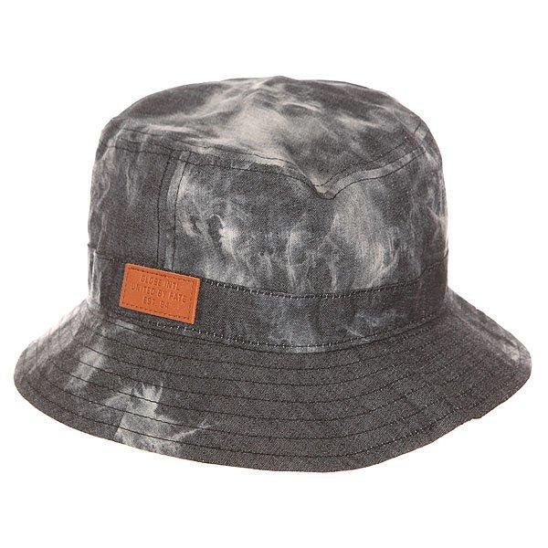 Панама Globe Walsh Bucket Hat Acid Black