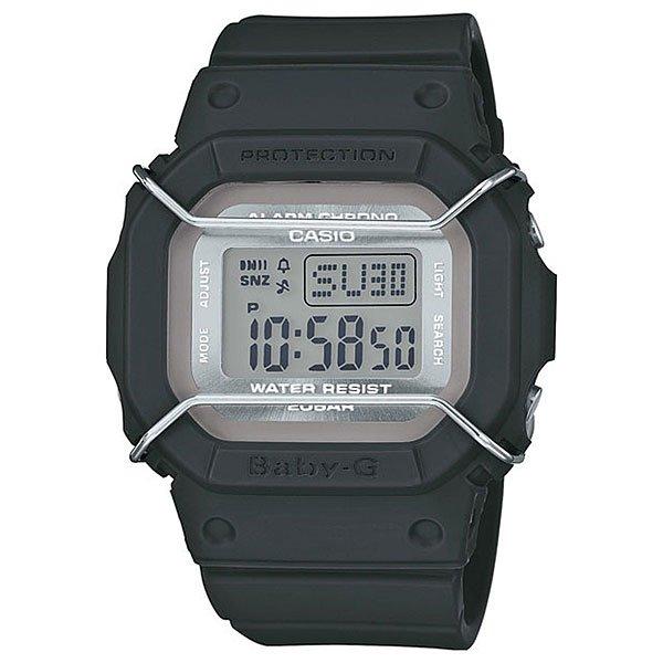 Электронные часы детские Casio Baby-g Bgd-501um-3e True BlackНаручные детские часы в ударопрочном корпусе из полимерного пластика с широким набором функций на каждый день.Технические характеристики: Электролюминесцентная подсветка.Ударопрочная конструкция защищает от ударов и вибрации.Секундомер.Таймер обратного отсчета.Будильник - до 5 независимых ежедневных сигналов.Функция повтора сигнала будильника.Ежечасный сигнал.Полностью автоматический календарь.12/24-часовое отображение времени.Минеральное стекло.Корпус из полимерного пластика.Ремешок из полимерного материала.Срок службы аккумулятора - 3 года.<br><br>Цвет: черный<br>Тип: Электронные часы<br>Возраст: Детский