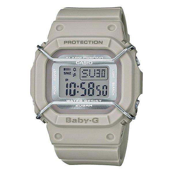 Электронные часы женские Casio Baby-g Bgd-501um-8e Grey